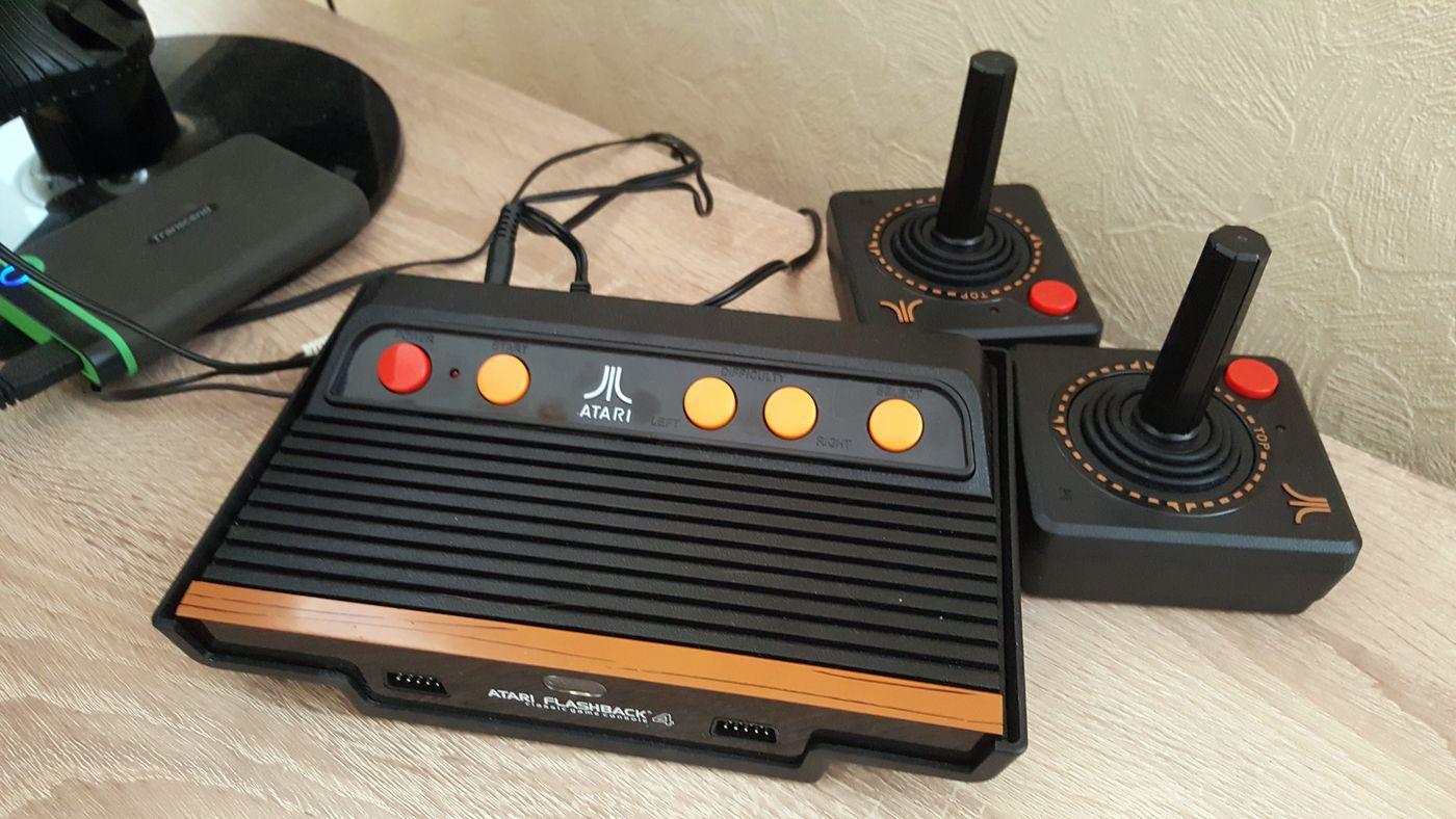 Atari 2600 FlashBack 4