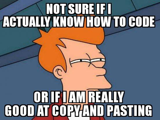 copy-paste-programming